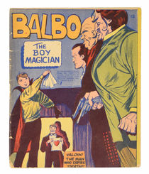 Balbo: The Boy Magician