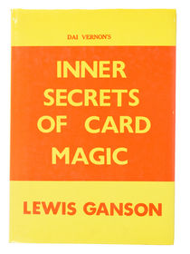 Dai Vernon's Inner Secrets of Card Magic