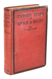 Twenty Years of Spoof & Bluff