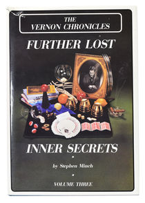 Dai Vernon: Further Lost Inner Secrets Volume Three