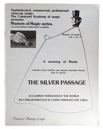 The Silver Passage: Master of Magic Vol. 1, No. 3