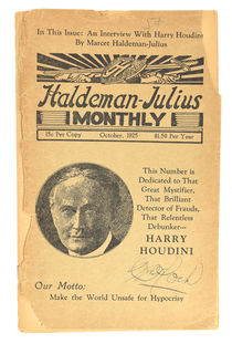 Halderman-Julius Monthly