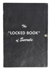 "The ""Locked Book"" of Secrets"
