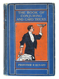 The Book of Conjuring and Card Tricks