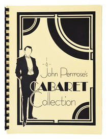 John Penrose's Cabaret Collection, Signed