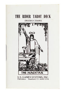 The Rider Tarot Deck Instructions