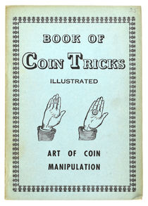 Book of Coin Tricks Illustrated