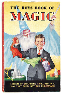 The Boys' Book of Magic