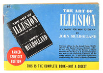 The Art of Illusion: Magic for Men to Do