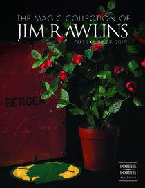 The Magic Collection of Jim Rawlins, Part II (June 29th, 2019)