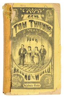 Gen. Tom Thumb's Three Years' Tour Around the World