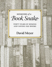 Memoirs of a Book Snake