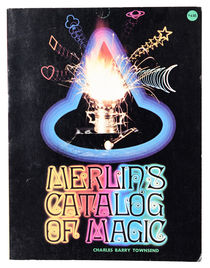 Merlin's Catalog of Magic