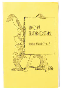 Ron London Lecture #6