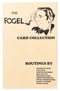 The Fogel Card Collection