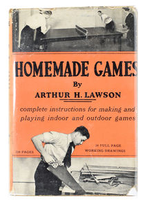 Homemade Games
