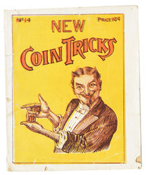 Book of New Coin Tricks No. 14
