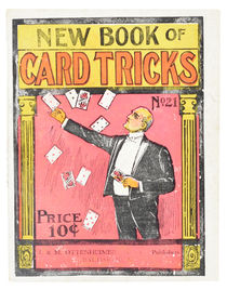 New Book of Card Tricks No. 21