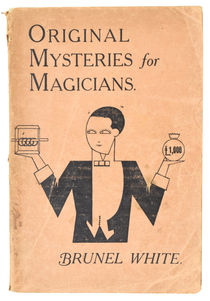 Original Mysteries for Magicians