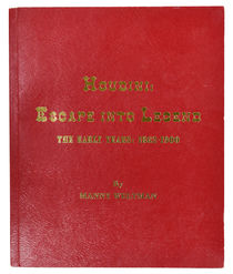 Houdini: Escape into Legend, Inscribed and Signed