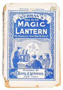 Wehman's Book on the Magic Lantern