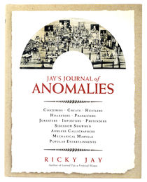 Jay's Journal of Anomalies