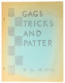 Gags, Tricks and Patter