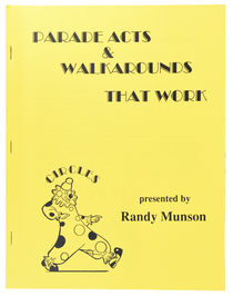 Parade Acts & Walkarounds that Work