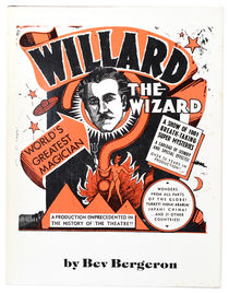 Willard the Wizard, Inscribed and Signed