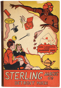Sterling Magic CO. Catalog No. 2