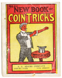 New Book of Coin Tricks, No. 22