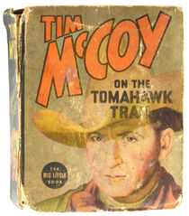 Tim McCoy on the Tomahawk Trail