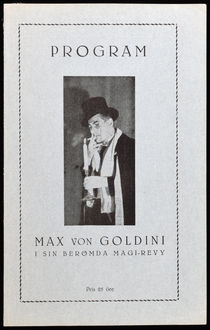 Max von Goldini Program