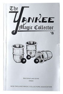The Yankee Magic Collector #8