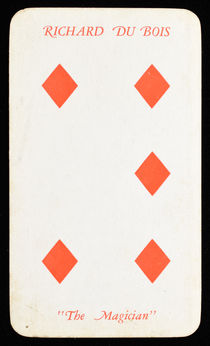 Richard Du Bois Throw-Out Card Trick