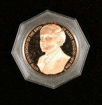 Houdini Commemorative Token
