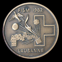 F.I.S.M. Lausanne Medal