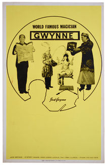 Gwynne Window Card