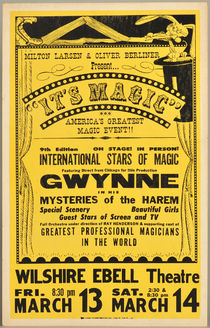 It's Magic with Gwynne Window Card