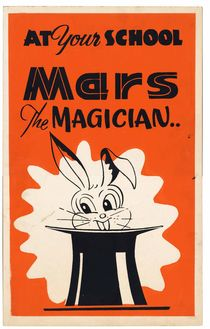 At Your School, Mars the Magician Window Card