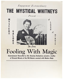 The Mystical Whitneys: Fooling with Magic